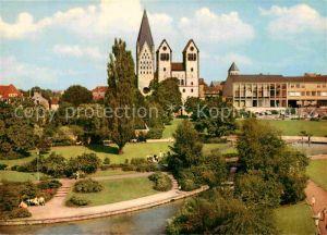 AK / Ansichtskarte Paderborn Paderquellgebiet Kat. Paderborn