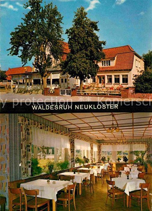 AK / Ansichtskarte Neukloster Niederelbe Hotel Waldesruh  Kat. Buxtehude