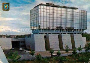 AK / Ansichtskarte Montpellier Herault La Mairie Collection Arts et Couleurs de l Herault Kat. Montpellier