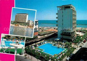 AK / Ansichtskarte Lido di Savio Hotel Palace Lido Swimming Pool Strand Meerblick Kat. Lido di Savio