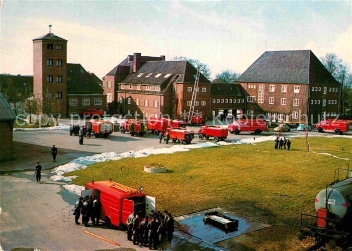AK / Ansichtskarte Harrislee Landesfeuerwehrschule Schleswig Holstein Kat. Harrislee