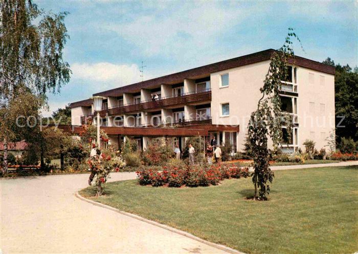 AK / Ansichtskarte Gerolzhofen Erholungsheim Waldesruh Kat. Gerolzhofen
