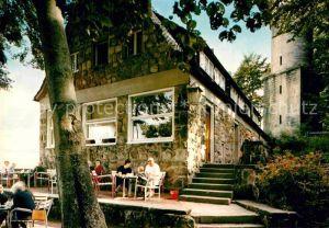 AK / Ansichtskarte Bad Driburg Cafe Restaurant Sachsenklause Kat. Bad Driburg