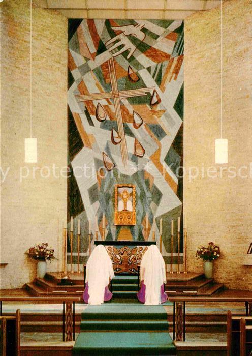 AK / Ansichtskarte Bad Driburg Kapelle  des Dreifaltigkeits Klosters Kat. Bad Driburg