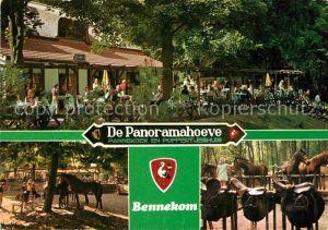 AK / Ansichtskarte Bennekom Pannekoek Poffertjeshuis De Panoramahoeve  Kat. Niederlande