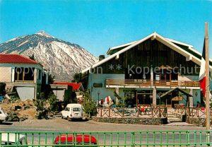 AK / Ansichtskarte Teide (Berg) Casa del Teide en Las Canadas