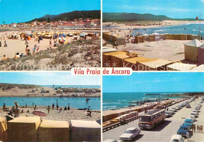 AK / Ansichtskarte Vila Praia de Ancora Strand Uferstrasse