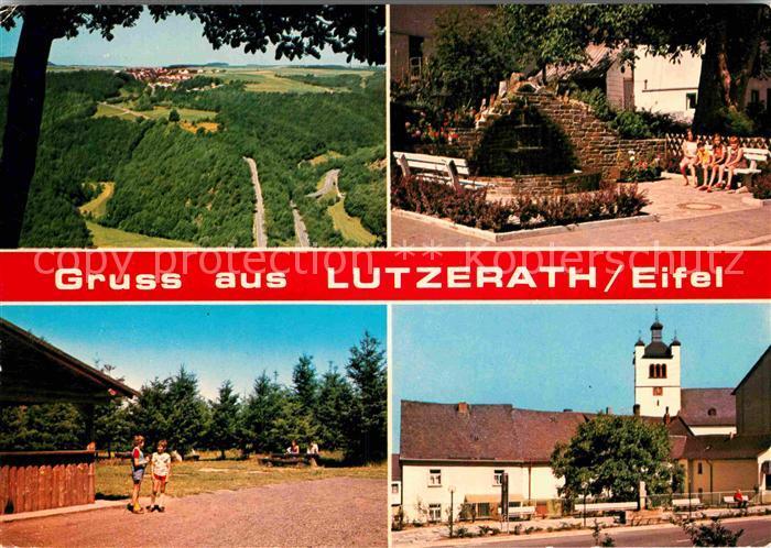 AK / Ansichtskarte Lutzerath Ortspartien  Kat. Lutzerath