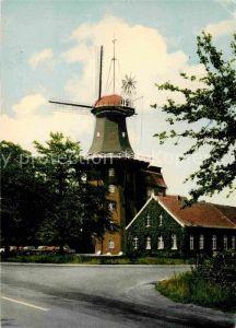 AK / Ansichtskarte Hage Ostfriesland Windmuehle Kat. Hage