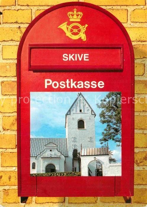 AK / Ansichtskarte Skive Vor Frue Kirke Kat. Skive