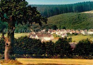 AK / Ansichtskarte Neuhaus Solling Blick auf das DRK Kinderheim Hoehenluftkurort Kat. Holzminden