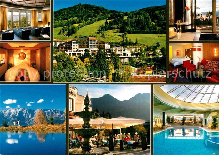 Ak Ansichtskarte St Johann Pongau Hotel Alpina Kat