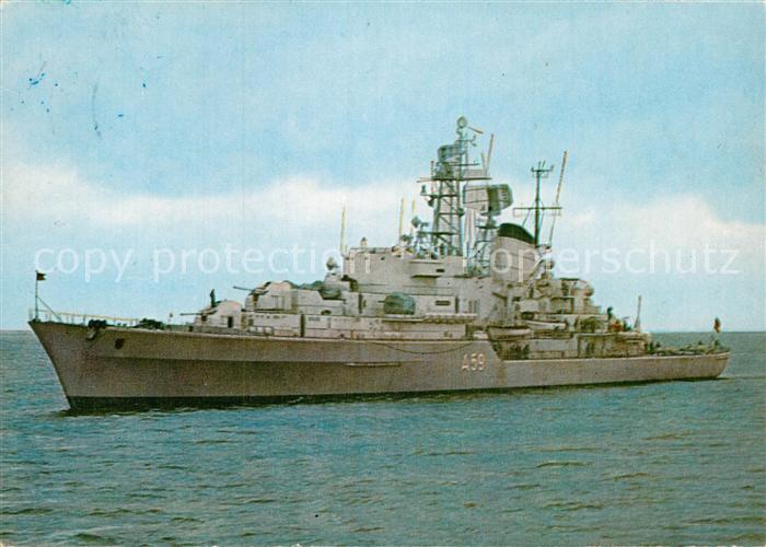 AK / Ansichtskarte Marine Schulschiff Deutschland  Kat. Schiffe
