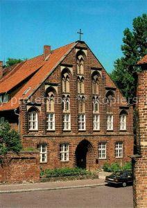 AK / Ansichtskarte Uelzen Lueneburger Heide Propstei Uelzen St. Marien Kirche Kat. Uelzen