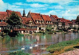 AK / Ansichtskarte Bamberg Klein Venedig Kat. Bamberg