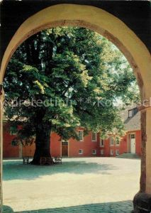 AK / Ansichtskarte Rieste Osnabrueck Hotel Restaurant Historische Turmschaenke Ritterhaus Kommende Lage