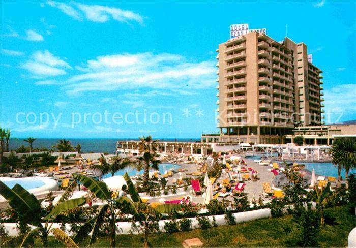 AK / Ansichtskarte Tenerife Playa de Los Americas Hotel Gran Tinerfe y Piscinas  Kat. Islas Canarias Spanien