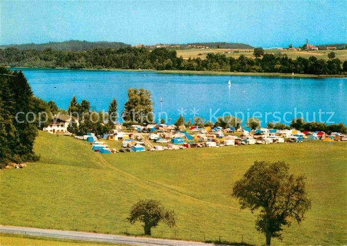 AK / Ansichtskarte Petting Campingplatz Hainz am See  Kat. Petting