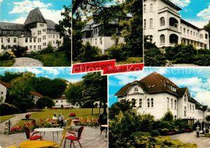 AK / Ansichtskarte Leichlingen Rheinland Sanatorium Roderbirken Kat. Leichlingen (Rheinland)