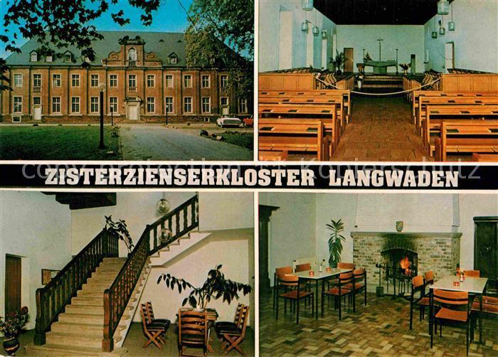 AK / Ansichtskarte Grevenbroich Zisterzienserkloster Langwaden Kat. Grevenbroich