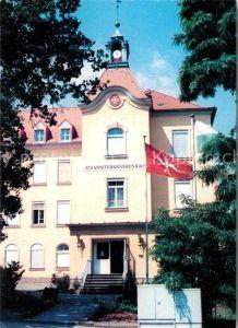 AK / Ansichtskarte Heidenau Sachsen Johanniter Krankenhaus Dohna Heidenau  Kat. Heidenau