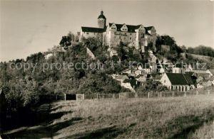 AK / Ansichtskarte Ranis Burg Ranis  Kat. Ranis