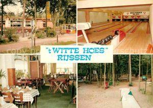 AK / Ansichtskarte Rijssen Restaurant Witte Hoes