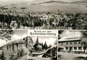 AK / Ansichtskarte Scheibenberg  Kat. Scheibenberg Erzgebirge