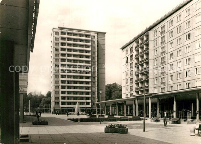 AK / Ansichtskarte Karl Marx Stadt Rosenhof  Kat. Chemnitz