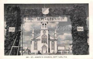 AK / Ansichtskarte Sept Iles Raincy St Josephs Church Kat. Le Raincy