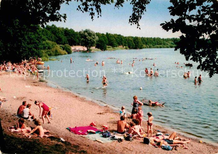 AK / Ansichtskarte Thuele Friesoythe Hotel Seeblick  Kat. Friesoythe