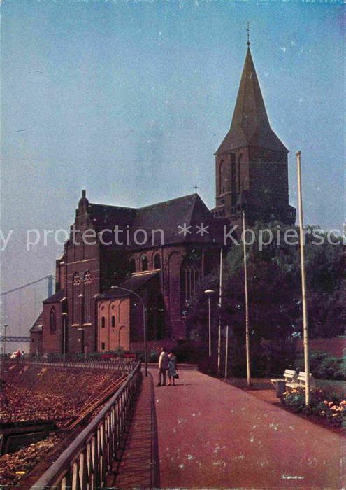 AK / Ansichtskarte Emmerich Rhein St. Martini Kirche  Kat. Emmerich am Rhein