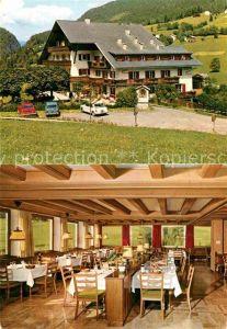 AK / Ansichtskarte Ortisei St Ulrich Hotel La Rodes Restaurant Dolomiten