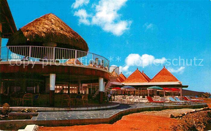 AK / Ansichtskarte Trois Ilets Hotel Ba Koua Bar et terrasse Kat. Martinique