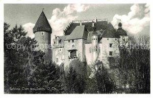 AK / Ansichtskarte Saxen Schloss Clam Kat. Saxen