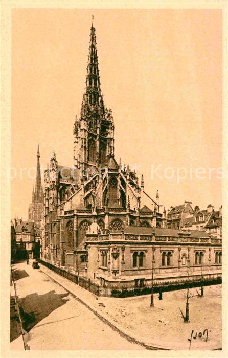 AK / Ansichtskarte Rouen Eglise Saint Maclou Kat. Rouen