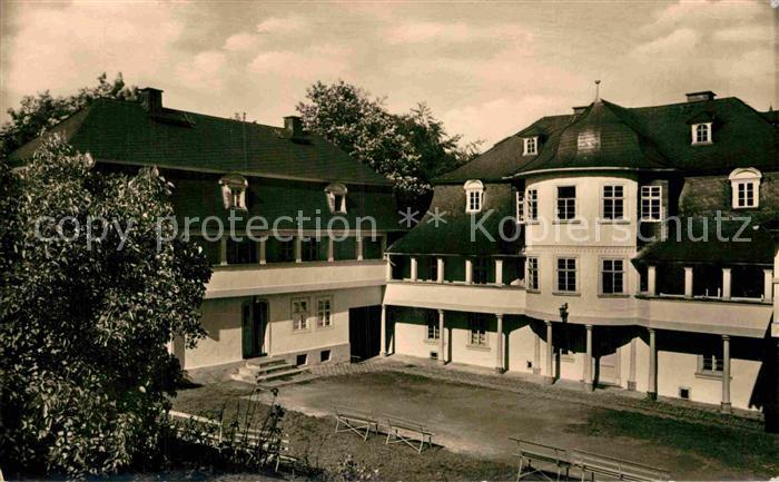 AK / Ansichtskarte Markneukirchen Gewerbemuseum Kat. Markneukirchen