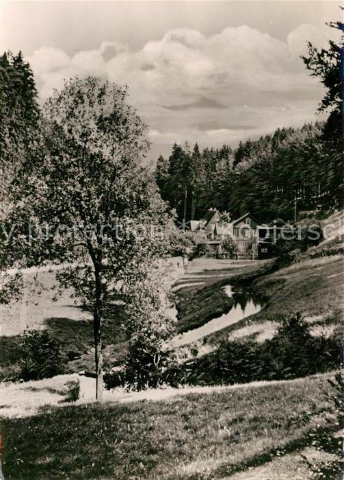 AK / Ansichtskarte Tambach Dietharz Spittergrund  Kat. Tambach Dietharz