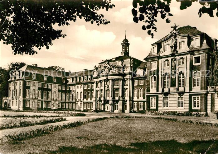 AK / Ansichtskarte Muenster Westfalen Schloss Universitaet Kat. Muenster