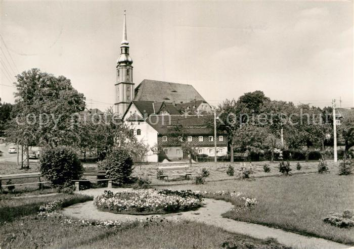 AK / Ansichtskarte Cunewalde Kirche  Kat. Cunewalde