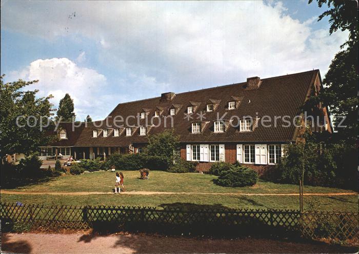 AK / Ansichtskarte Nettetal Jugendherberge Vierlinden Kat. Nettetal