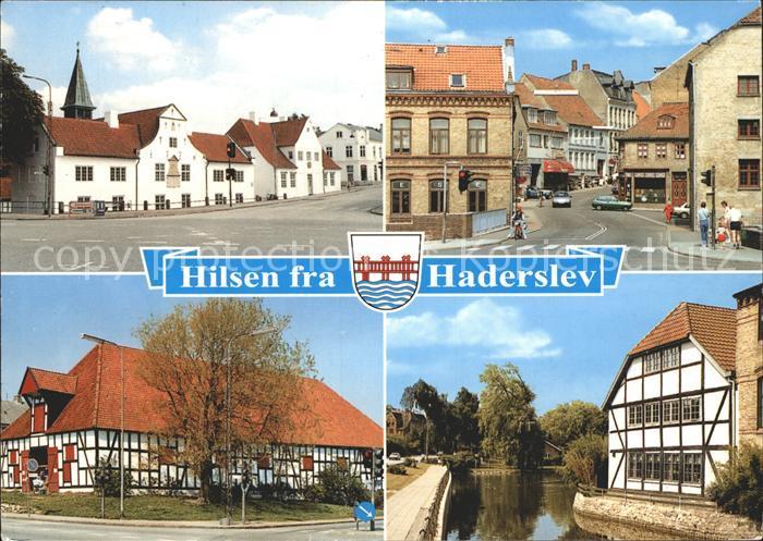 AK / Ansichtskarte Haderslev Hadersleben  Kat. Haderslev