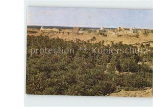 AK / Ansichtskarte Nefta Corbeille  Kat. Tunesien