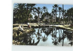 AK / Ansichtskarte Gabes Oued Chenini Kat. Tunesien