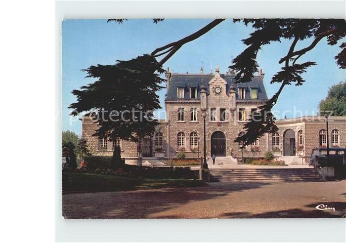AK / Ansichtskarte Saint Gratien Oise Hotel de Ville  Kat. Saint Gratien