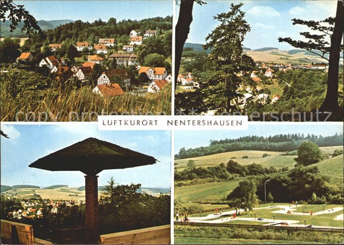 AK / Ansichtskarte Nentershausen Hessen  Kat. Nentershausen