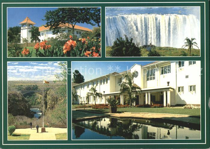 AK / Ansichtskarte Victoria Falls Victoria Falls Hotel  Kat. Victoria Falls