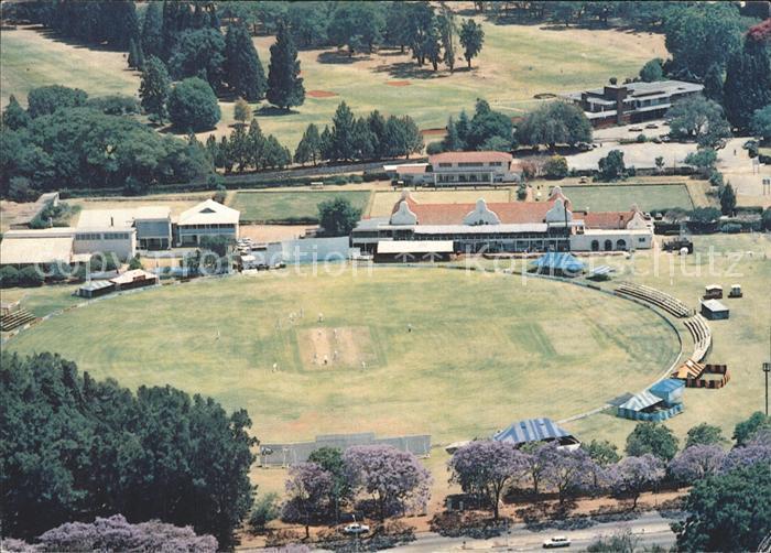 AK / Ansichtskarte Harare Harare Sports Club  Kat. Harare