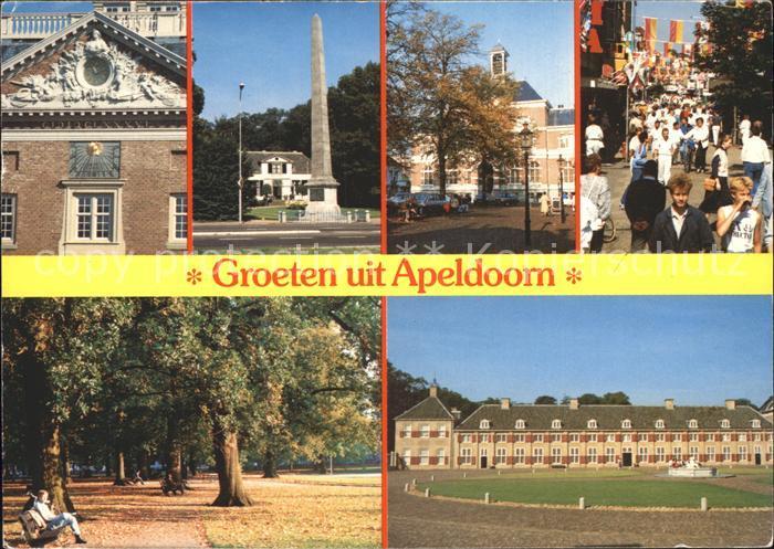 AK / Ansichtskarte Apeldoorn  Kat. Apeldoorn