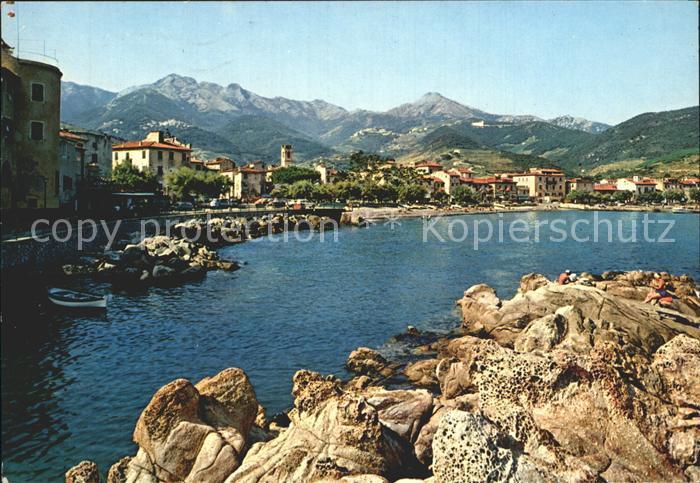 AK / Ansichtskarte Marciana Marina Promenade